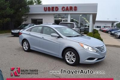 2012 Hyundai Sonata GLS Sedan for sale in Livonia for $16,998 with 5,572 miles.
