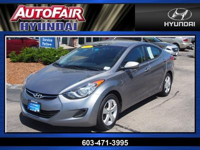 2011 Hyundai Elantra Sedan for sale in Manchester for $14,988 with 22,278 miles.