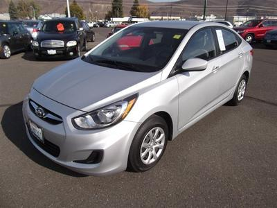 2012 Hyundai Accent GLS Sedan for sale in Yakima for $12,987 with 32,549 miles.