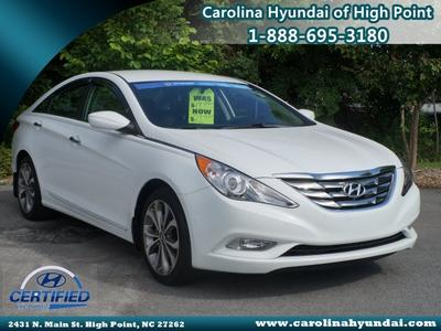 2013 Hyundai Sonata SE 2.0T Sedan for sale in High Point for $22,590 with 11,504 miles.