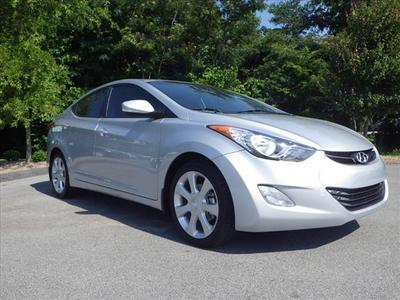2013 Hyundai Elantra Limited Sedan for sale in High Point for $20,000 with 17,546 miles.
