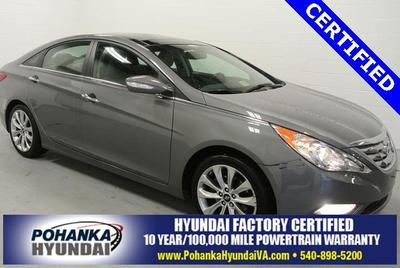 2012 Hyundai Sonata Limited 2.0T Sedan for sale in Fredericksburg for $17,999 with 49,132 miles.