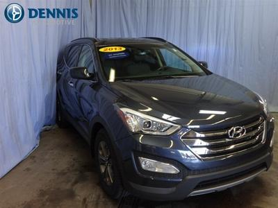 2013 Hyundai Santa Fe Sport SUV for sale in Columbus for $23,977 with 35,421 miles.