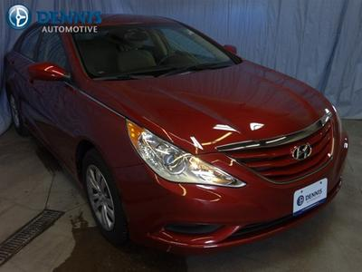 2012 Hyundai Sonata GLS Sedan for sale in Columbus for $16,895 with 18,281 miles.