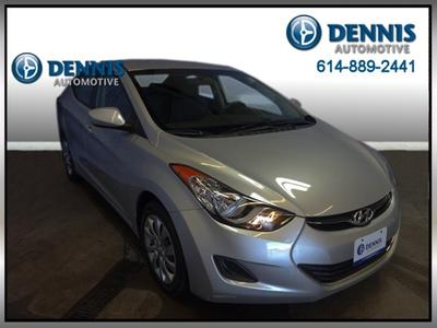 2012 Hyundai Elantra GLS Sedan for sale in Columbus for $16,295 with 19,358 miles.
