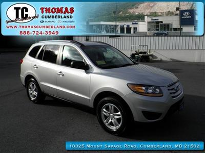 2011 Hyundai Santa Fe GLS SUV for sale in Cumberland for $19,410 with 36,241 miles.