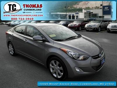 Used Hyundai Elantra for $15,995