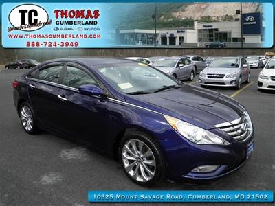Used Hyundai Sonata for $15,887