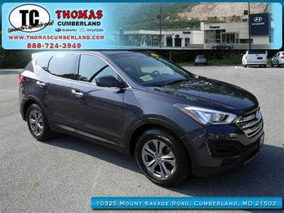2014 Hyundai Santa Fe Sport SUV for sale in Cumberland for $23,550 with 19,860 miles.