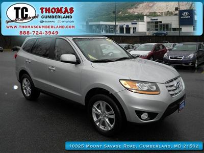 Used Hyundai Santa Fe for $19,665