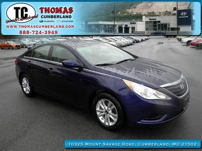 2011 Hyundai Sonata GLS Sedan for sale in Cumberland for $13,998 with 58,075 miles.
