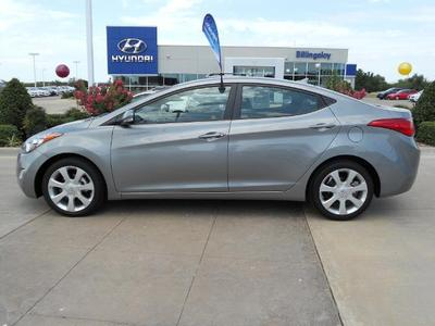 2011 Hyundai Elantra Limited Sedan for sale in Lawton for $17,495 with 20,941 miles.