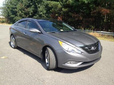 2013 Hyundai Sonata Limited Sedan for sale in Chester for $21,649 with 18,958 miles.