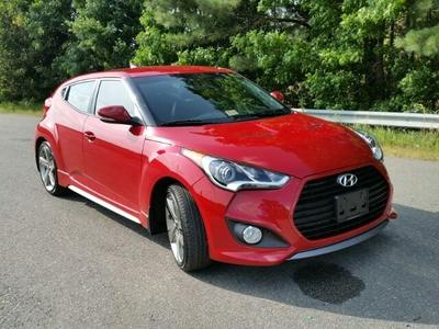 2014 Hyundai Veloster Hatchback for sale in Chester for $22,940 with 2,792 miles.