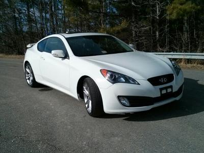 2012 Hyundai Genesis Coupe 3.8 Track Coupe for sale in Chester for $24,391 with 9,491 miles.