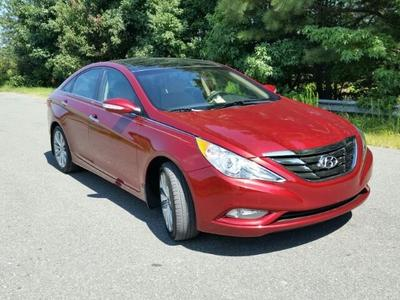 2012 Hyundai Sonata Limited 2.0T Sedan for sale in Chester for $21,733 with 21,938 miles.