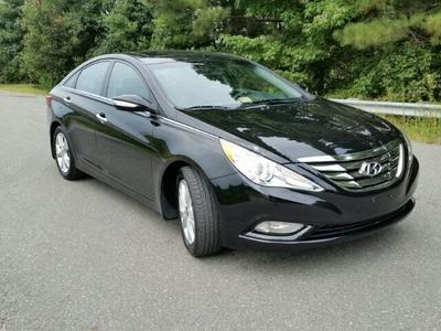 2013 Hyundai Sonata Limited Sedan for sale in Chester for $19,494 with 59,897 miles.