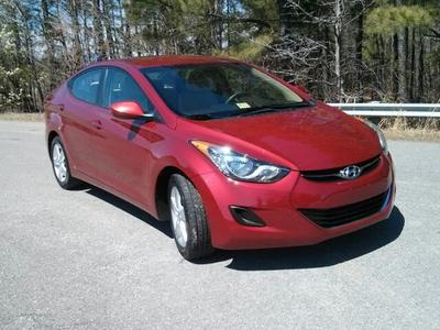 2011 Hyundai Elantra GLS Sedan for sale in Chester for $15,396 with 38,024 miles.