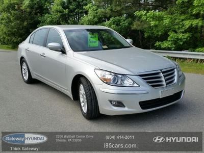 2011 Hyundai Genesis 3.8 Sedan for sale in Chester for $23,581 with 29,579 miles.
