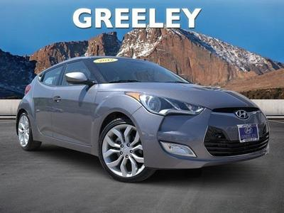 2012 Hyundai Veloster Hatchback for sale in Greeley for $16,900 with 18,728 miles.