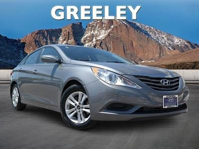 2013 Hyundai Sonata GLS Sedan for sale in Greeley for $16,900 with 28,353 miles.