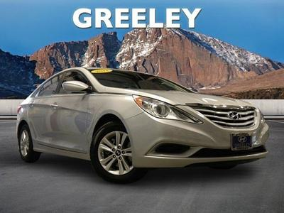 2012 Hyundai Sonata GLS Sedan for sale in Greeley for $16,900 with 30,346 miles.