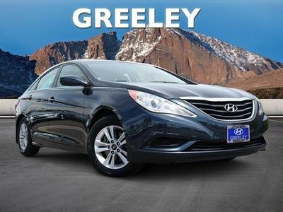 2011 Hyundai Sonata GLS Sedan for sale in Greeley for $14,499 with 47,309 miles.