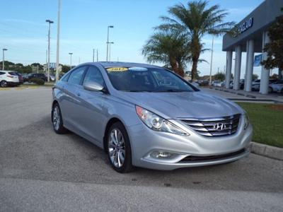 2012 Hyundai Sonata SE Sedan for sale in Winter Haven for $16,880 with 21,679 miles.