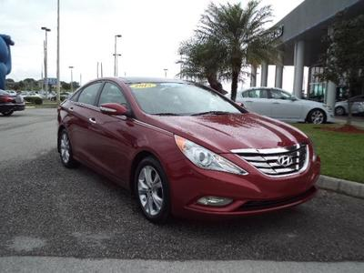 2012 Hyundai Sonata Limited Sedan for sale in Winter Haven for $19,990 with 17,114 miles.