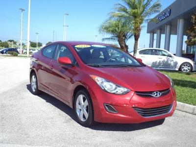 2011 Hyundai Elantra GLS Sedan for sale in Winter Haven for $12,975 with 45,040 miles.