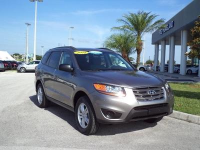 2011 Hyundai Santa Fe GLS SUV for sale in Winter Haven for $17,950 with 56,837 miles.