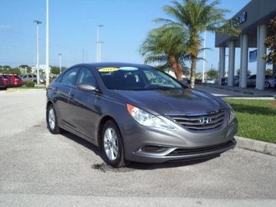2012 Hyundai Sonata GLS Sedan for sale in Winter Haven for $15,984 with 44,046 miles.