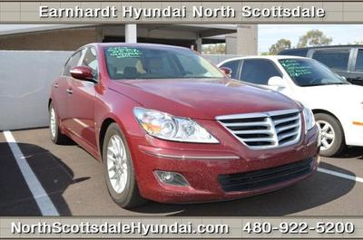 2011 Hyundai Genesis 3.8 Sedan for sale in Scottsdale for $17,988 with 49,000 miles.