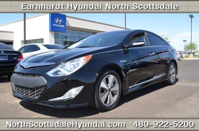 2012 Hyundai Sonata Hybrid Base Sedan for sale in Scottsdale for $21,988 with 32,941 miles.