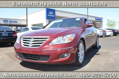 2011 Hyundai Genesis 4.6 Sedan for sale in Scottsdale for $22,988 with 33,138 miles.