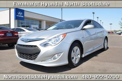 2011 Hyundai Sonata Hybrid Base Sedan for sale in Scottsdale for $16,488 with 33,565 miles.