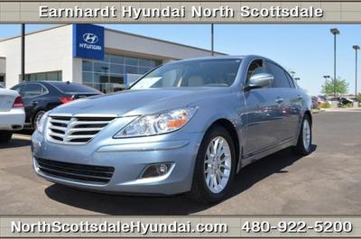 2011 Hyundai Genesis 3.8 Sedan for sale in Scottsdale for $19,988 with 17,457 miles.