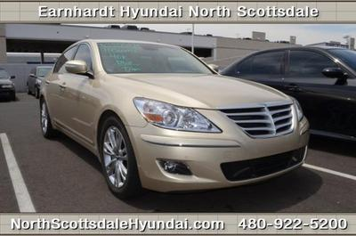 2011 Hyundai Genesis 3.8 Sedan for sale in Scottsdale for $22,988 with 40,447 miles.