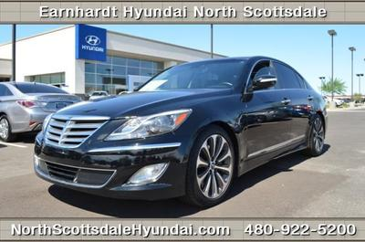 2012 Hyundai Genesis 5.0 R-Spec Sedan for sale in Scottsdale for $35,991 with 33,164 miles.