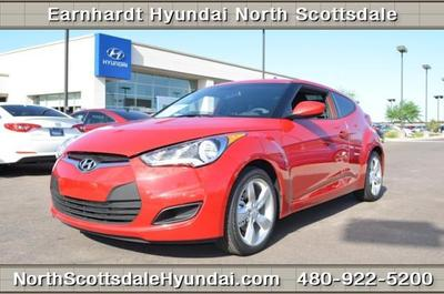 2014 Hyundai Veloster Hatchback for sale in Scottsdale for $19,991 with 726 miles.