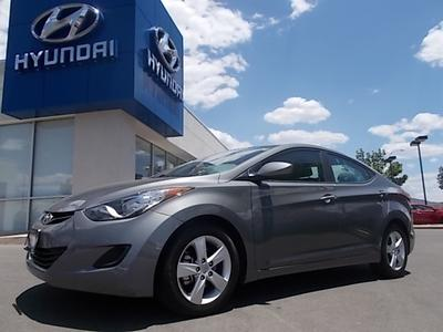 2013 Hyundai Elantra GLS Sedan for sale in Santa Fe for $13,991 with 35,164 miles.