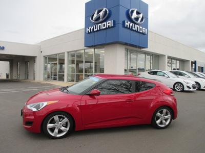 2012 Hyundai Veloster Hatchback for sale in Santa Fe for $15,991 with 47,286 miles.