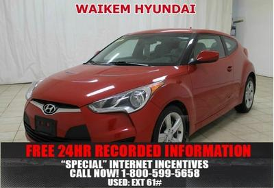 2012 Hyundai Veloster Hatchback for sale in Massillon for $16,000 with 47,724 miles.