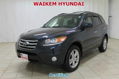 2012 Hyundai Santa Fe SE SUV for sale in Massillon for $24,900 with 17,510 miles.