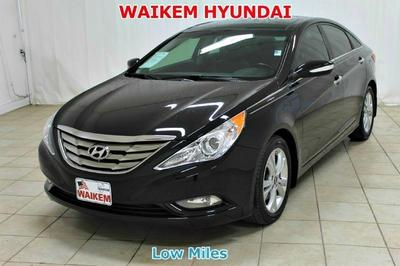 2013 Hyundai Sonata Limited Sedan for sale in Massillon for $23,000 with 17,913 miles.