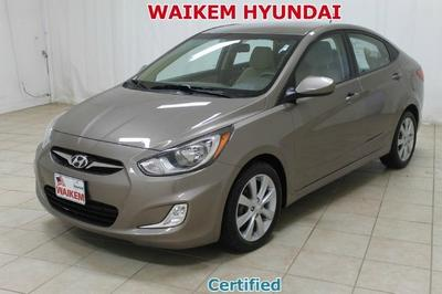 2012 Hyundai Accent GLS Sedan for sale in Massillon for $13,800 with 35,713 miles.