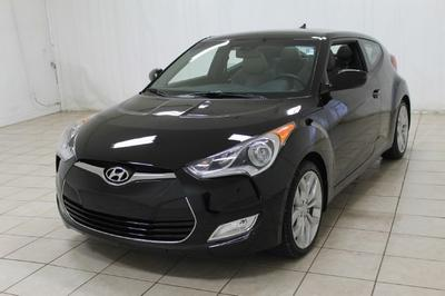 2013 Hyundai Veloster Base Hatchback for sale in Massillon for $20,800 with 917 miles.