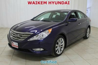 2013 Hyundai Sonata SE Sedan for sale in Massillon for $20,000 with 9,389 miles.