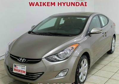 2011 Hyundai Elantra Limited Sedan for sale in Massillon for $17,690 with 23,291 miles.