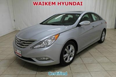 2011 Hyundai Sonata Limited Sedan for sale in Massillon for $20,000 with 34,518 miles.